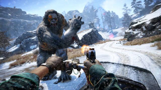 El Valle de los Yetis llegará a Far Cry 4 el 10 de marzo
