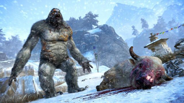 El Valle de los Yetis de Far Cry 4 se muestra en vídeo