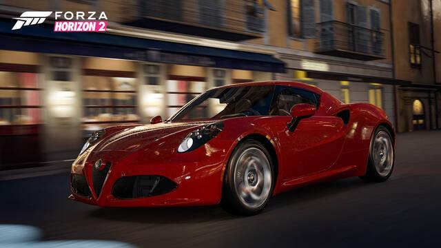 El Falken Car Pack de Forza Horizon 2 se muestra en vídeo e imágenes