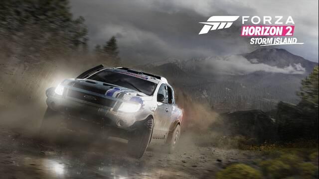 Ya está disponible el nuevo descargable de Forza Horizon 2