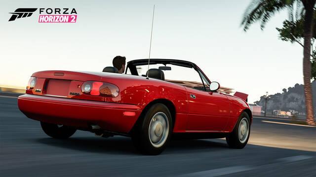 El Mazda MX-5 Car Pack llegará de forma gratuita a Forza Horizon 2