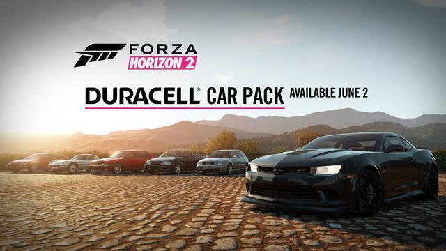 El Duracell Car Pack llega a Forza Horizon 2