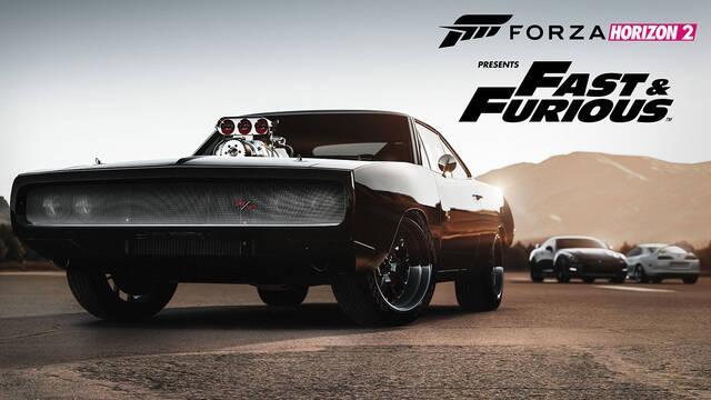Ya disponible gratis Forza Horizon 2 Presents Fast & Furious