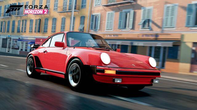 Forza Horizon 2 recibirá mañana una expansión con coches Porsche