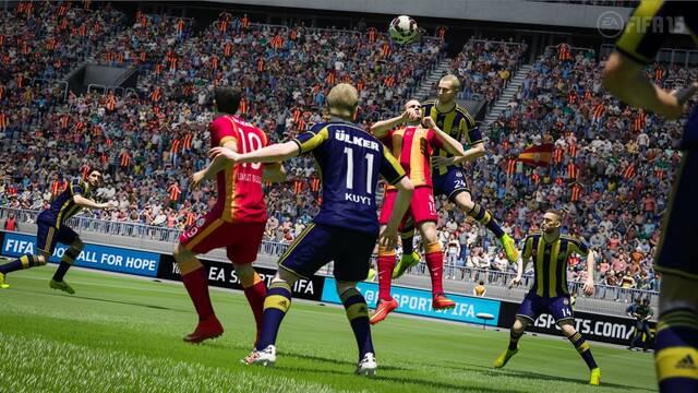 FIFA 15 nos muestra nuevamente los mejores goles de la semana