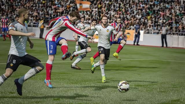 Nueva selección de goles con FIFA 15