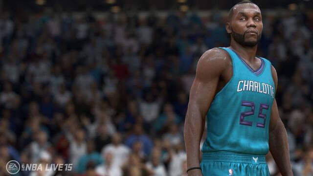 NBA Live 15 se muestra en nuevas imágenes