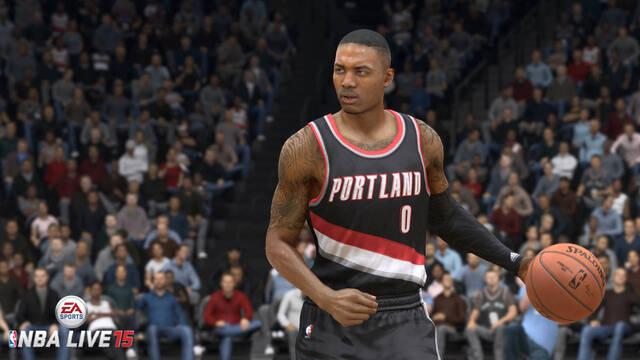 NBA Live 15 contará con demo en PS4 y prueba de 6 horas en One