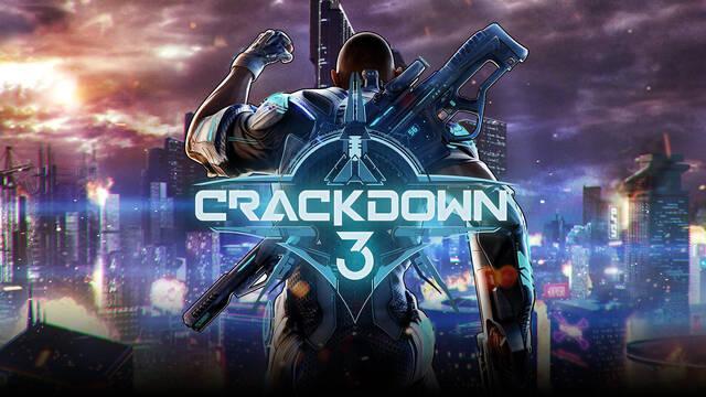 La destrucción en la nube del multijugador de Crackdown 3 seguirá en el juego