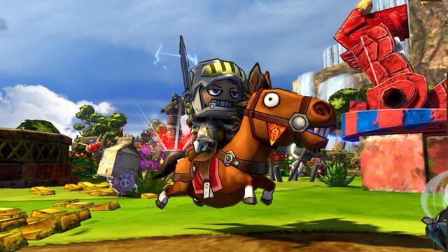 Happy Wars cierra en PC y Xbox 360; sigue adelante en Xbox One