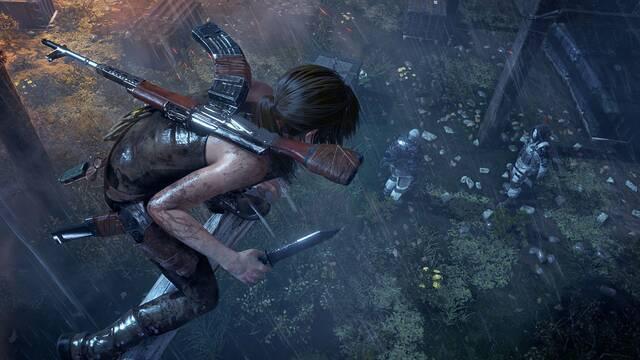 El jefe de Square Enix habla de los nuevos Tomb Raider como una 'trilogía'