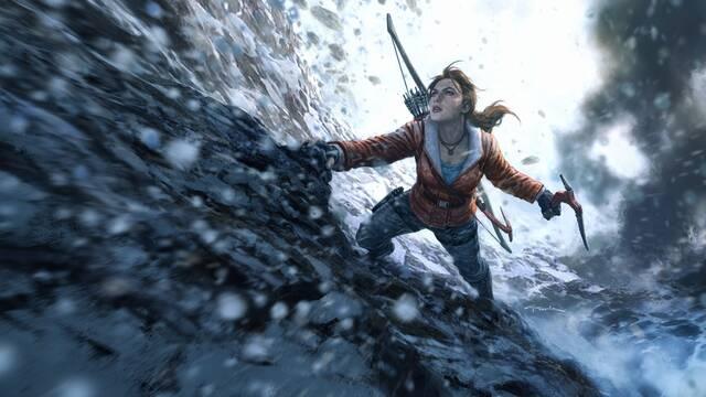 Rise of the Tomb Raider: 20 Year Celebration está terminado