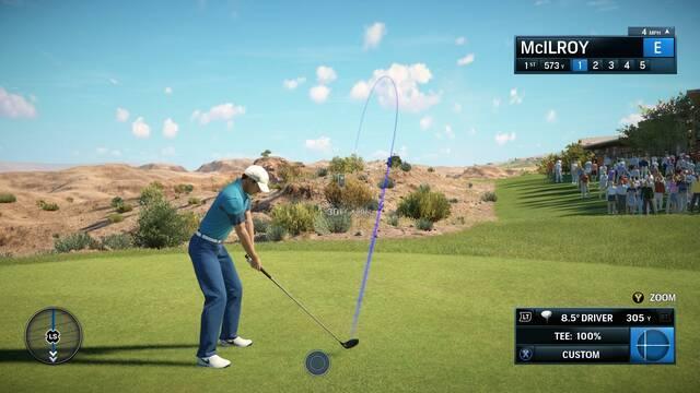 Rory McIlroy PGA Tour desaparece de las tiendas digitales