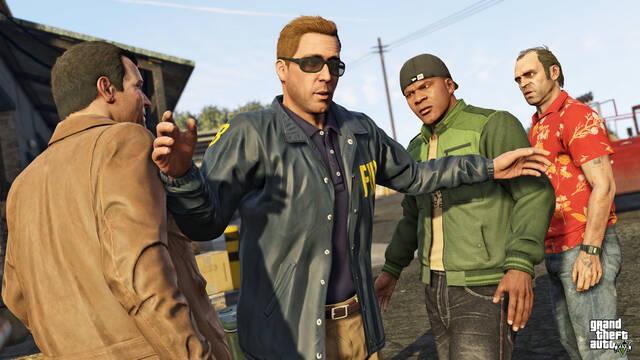 Grand Theft Auto VI aparece en el currículum de un actor