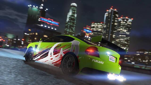 GTA Online se actualiza con nuevos vehículos y bonificaciones
