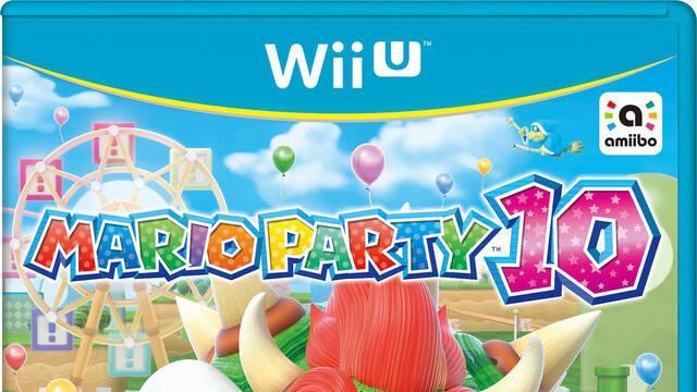 Mario Party 10 debuta el 20 de marzo