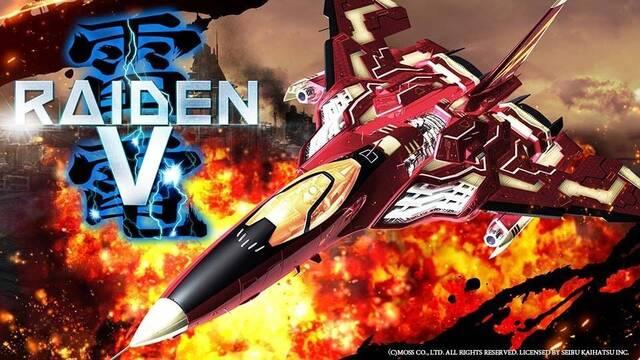 Raiden V llegará a Europa el mes que viene