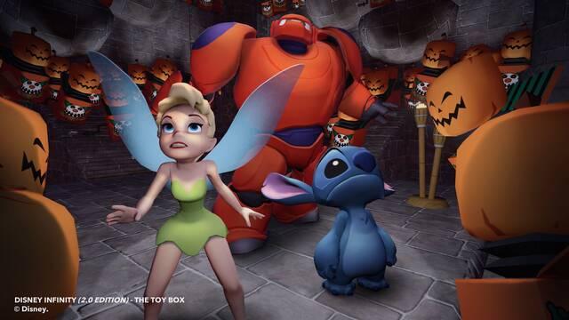 Disney Infinity 2.0 nos trae imágenes de Halloween