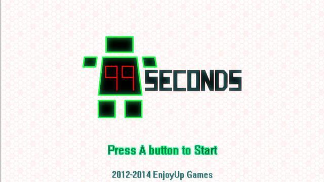 99Seconds llega a Wii U el 2 de octubre