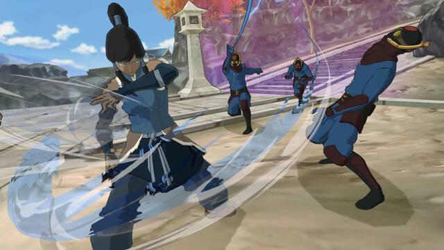 Primeras imágenes y tráiler de The Legend of Korra
