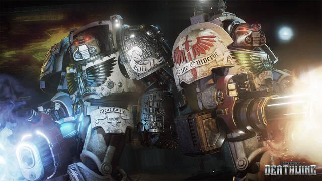 Space Hulk: Deathwing nos muestra su arsenal en vídeo