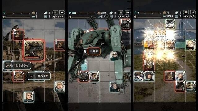 Terra Battle tendrá un evento especial de Final Fantasy XV