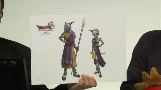 La nueva expansión de Dragon Quest X llega a Japón el 30 de abril