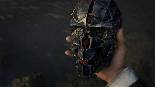 Máscara Dishonored