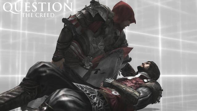 La nueva web de Assassin's Creed Rogue nos propone cuestionar el credo de los Assassins