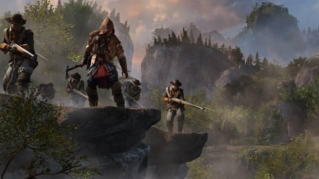 Así se ve Assassin's Creed Rogue