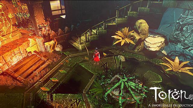 Toren, una atractiva propuesta de aventura y puzles, llegará en 2015