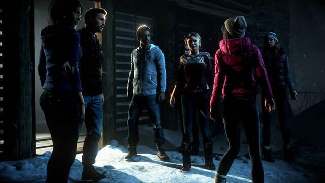 Supermassive Games está trabajando en varias exclusivas para PlayStation 4