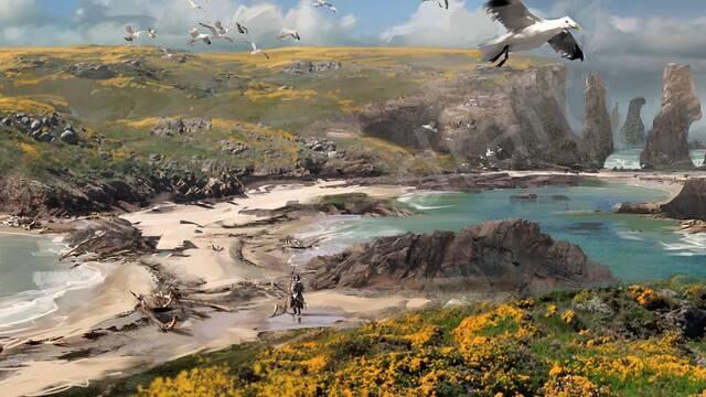 Wild: El Exclusivo de PS4 se muestra en nuevas ilustraciones