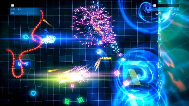 Geometry Wars 2 y 3 se suman a la retrocompatibilidad de Xbox One