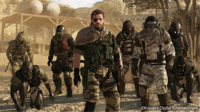 El nuevo Metal Gear Online, desvelado en The Game Awards