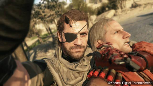 Más imágenes de Metal Gear Solid V: The Phantom Pain