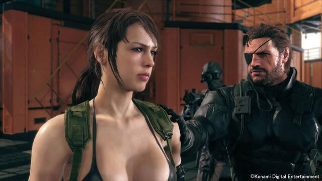 Metal Gear Solid V sufre un error que bloquea el progreso en la aventura