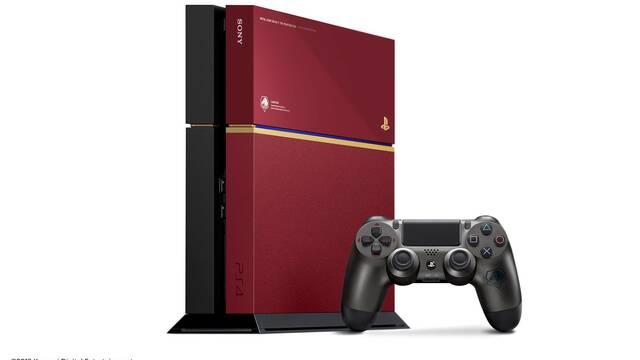 PlayStation 4 recibirá una edición especial inspirada en Metal Gear Solid V