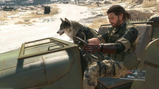 Metal Gear Solid V: The Phantom Pain es otro juego 'perfecto' para Famitsu