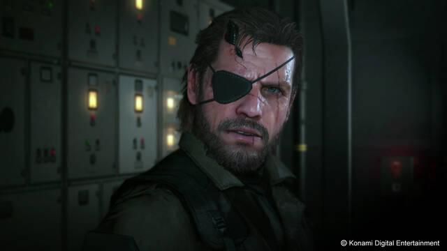 Metal Gear Solid V: The Phantom Pain y Ground Zeroes se actualizan