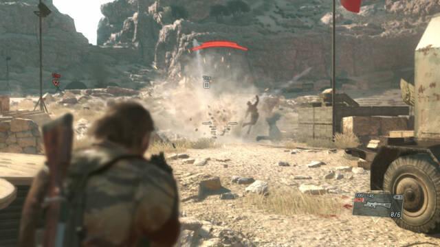 El tráiler de Metal Gear Solid V: The Phantom Pain debutará en Youtube el lunes
