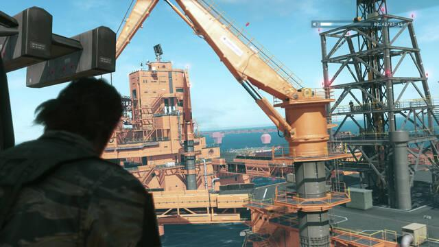 Metal Gear Solid V: The Phantom Pain muestra su tráiler de la Gamescom 2015