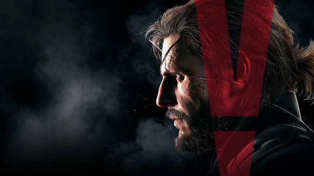 Metal Gear Solid V: The Phantom Pain ha distribuido tres millones de unidades