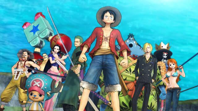 One Piece: Pirate Warriors 3 se luce en nuevas imágenes