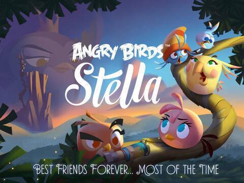 Angry Birds Stella supera los 30 millones de descargas