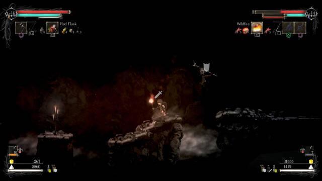 Salt and Sanctuary para PS4 y PSVITA muestra su modo multijugador