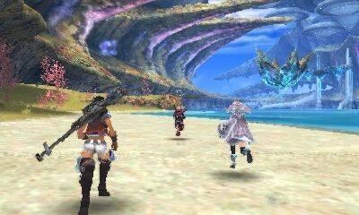 Comparan Xenoblade Chronicles en New Nintendo 3DS y Wii