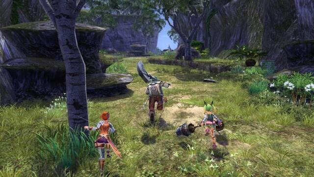 Ys VIII: Lacrimosa of Dana muestra su versión para PS4