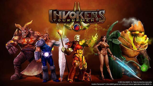 Invokers Tournament ya está disponible