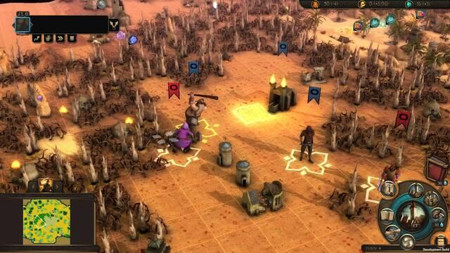 Worlds of Magic llegará también a Xbox One